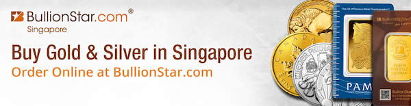buy gold and silver in Singapore