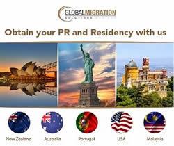 Australia Europe migration