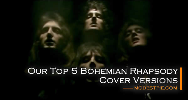 bohemian rhapsody cover versions
