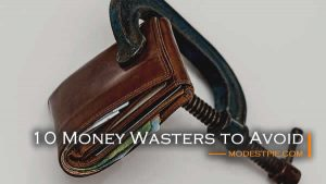 money wasters