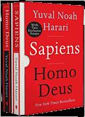 sapien homo deus books