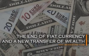 end of fiat currency