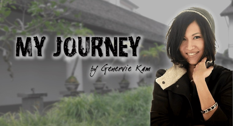 my journey by genervie kam